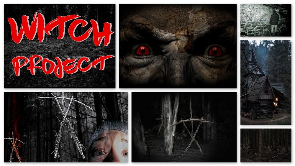 WITCH PROJECT – Nowa Produkcja More Than Explore