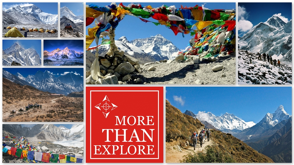 TREKKING MOUNT EVEREST BASE CAMP – WYPRAWA/INCENTIVE