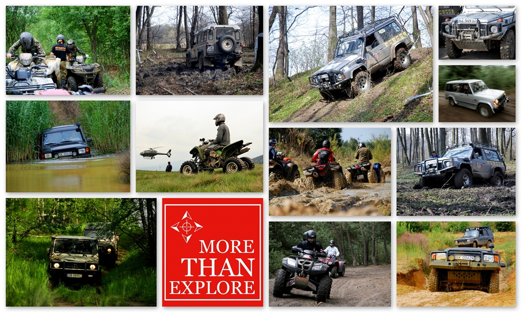 OFF-ROAD EXPEDITIONS